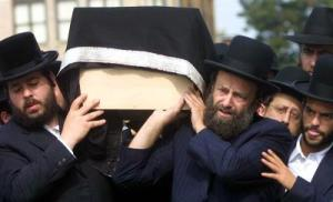 Death and mourning Jewish funeral