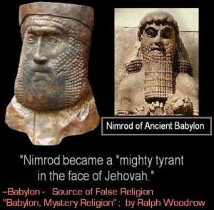 Nimrod tyrant