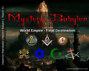 AAA Mystery Babylon logo