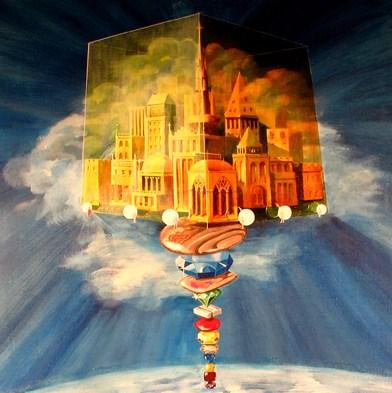 Mystery Babylon was Old Covenant Jerusalem. End times