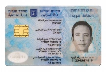 israel-id-card