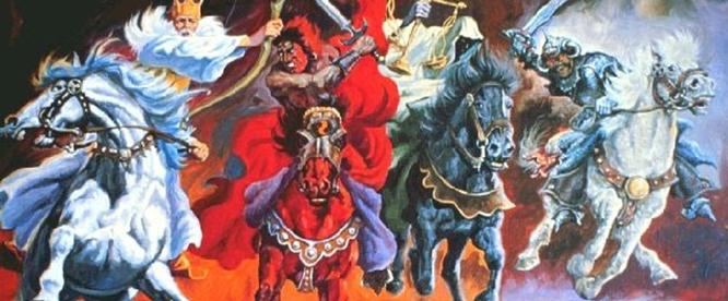 Four horseman Apocalypse