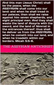 Assyrian Antichrist