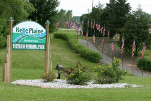 Belle Paine Vetereans Memorial Park