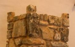 Stone alter