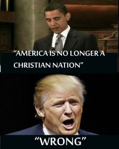 America Christian nation