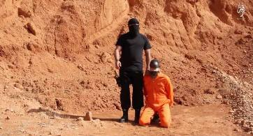 Christian man beheaded Libya