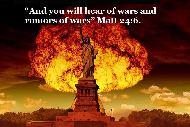 Nuclear war america blog post